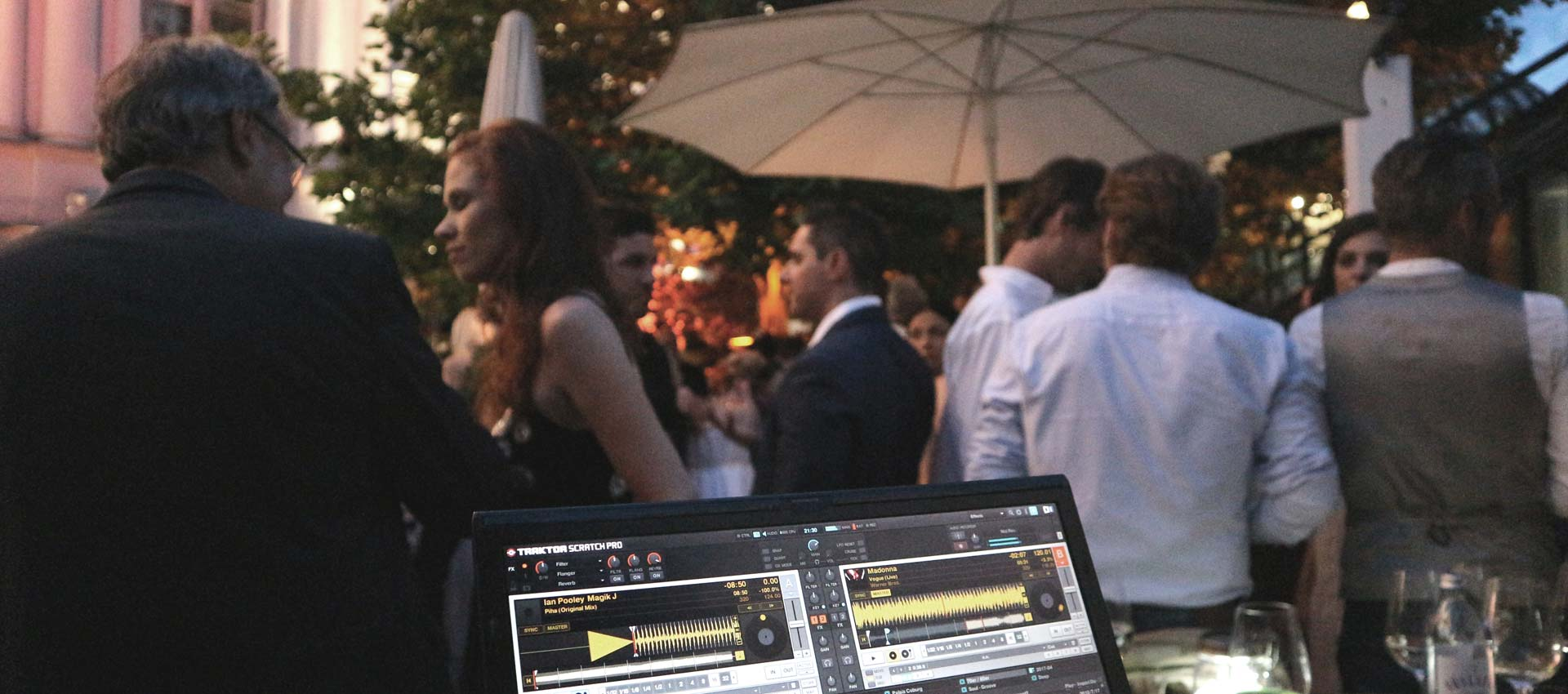 Business Event DJ @ Palais Coburg