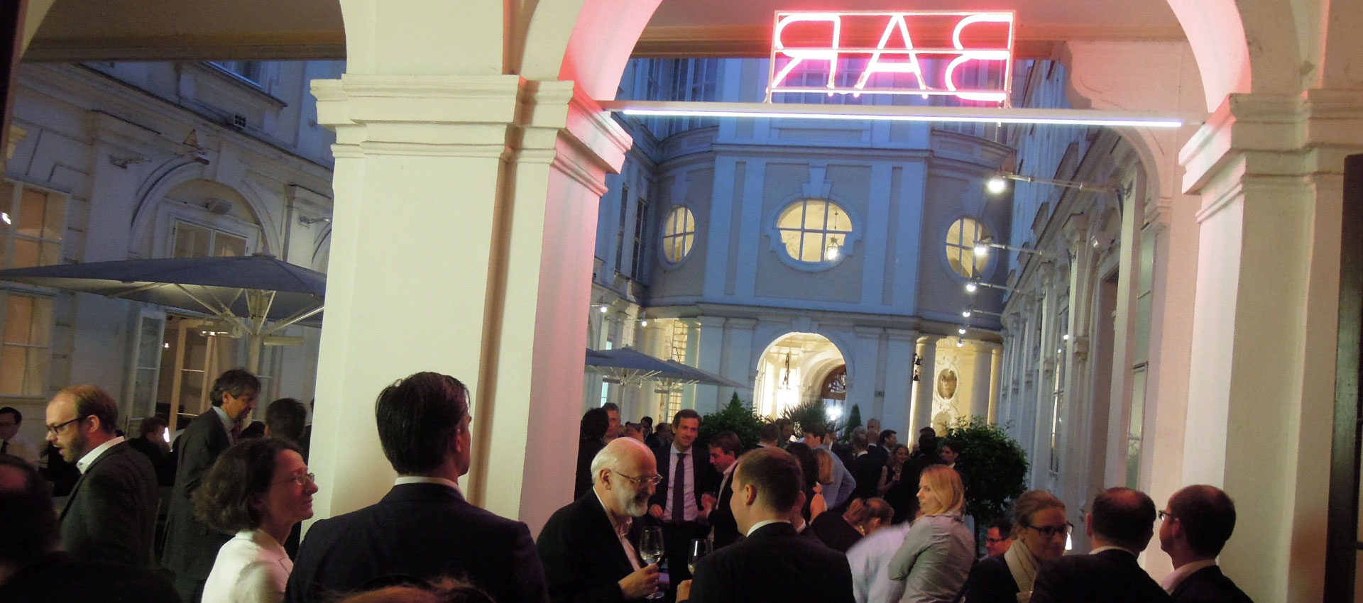 Palais Kinky Wien Events